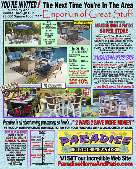 Ordinaire Paradise Home And Patio