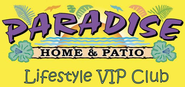 Paradise Logo VIP